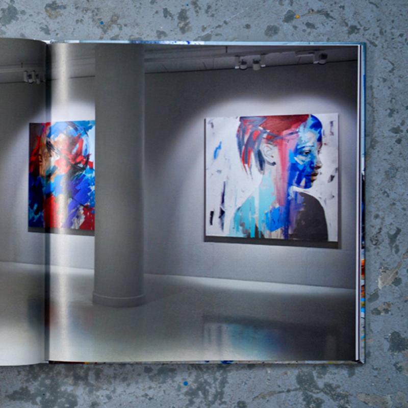 Faces Book – Lionel Smit