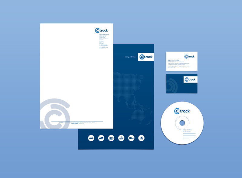 Corporate Stationery – Ctrack