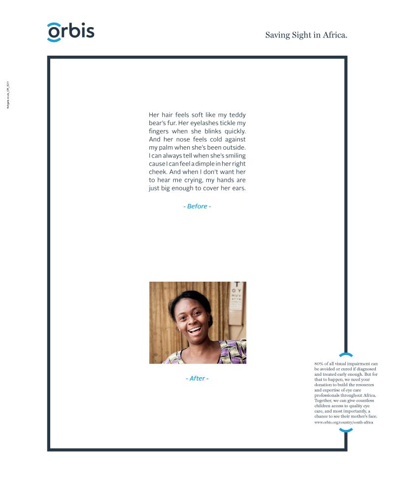 Advert – Orbis Africa