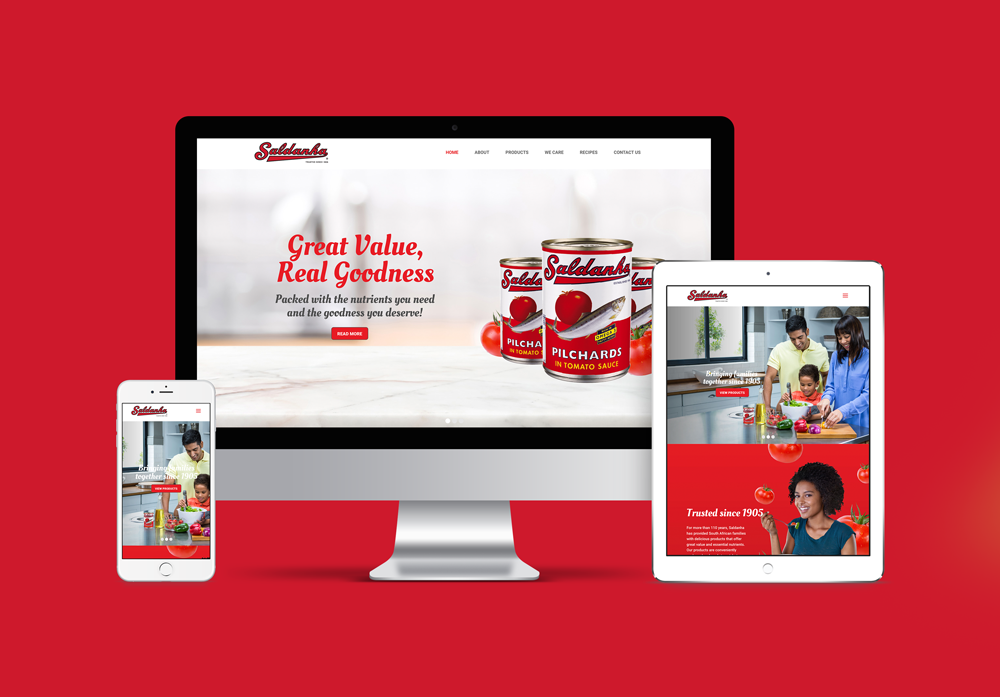 Website – Saldanha Food