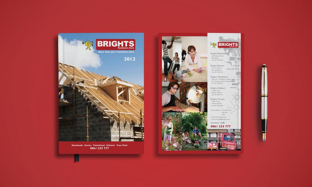 Corporate Identity – BRIGHTS