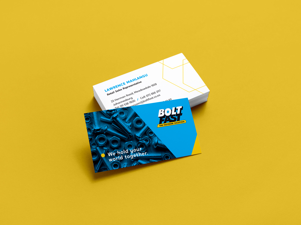 Business Cards – Boltfast