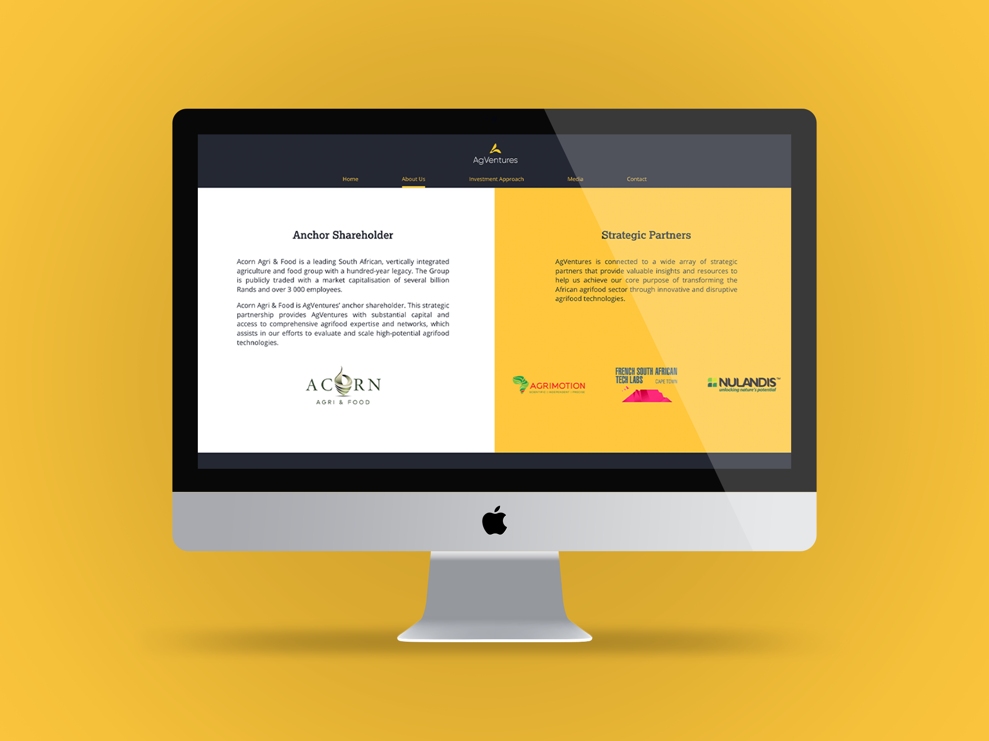 Website – AgVentures