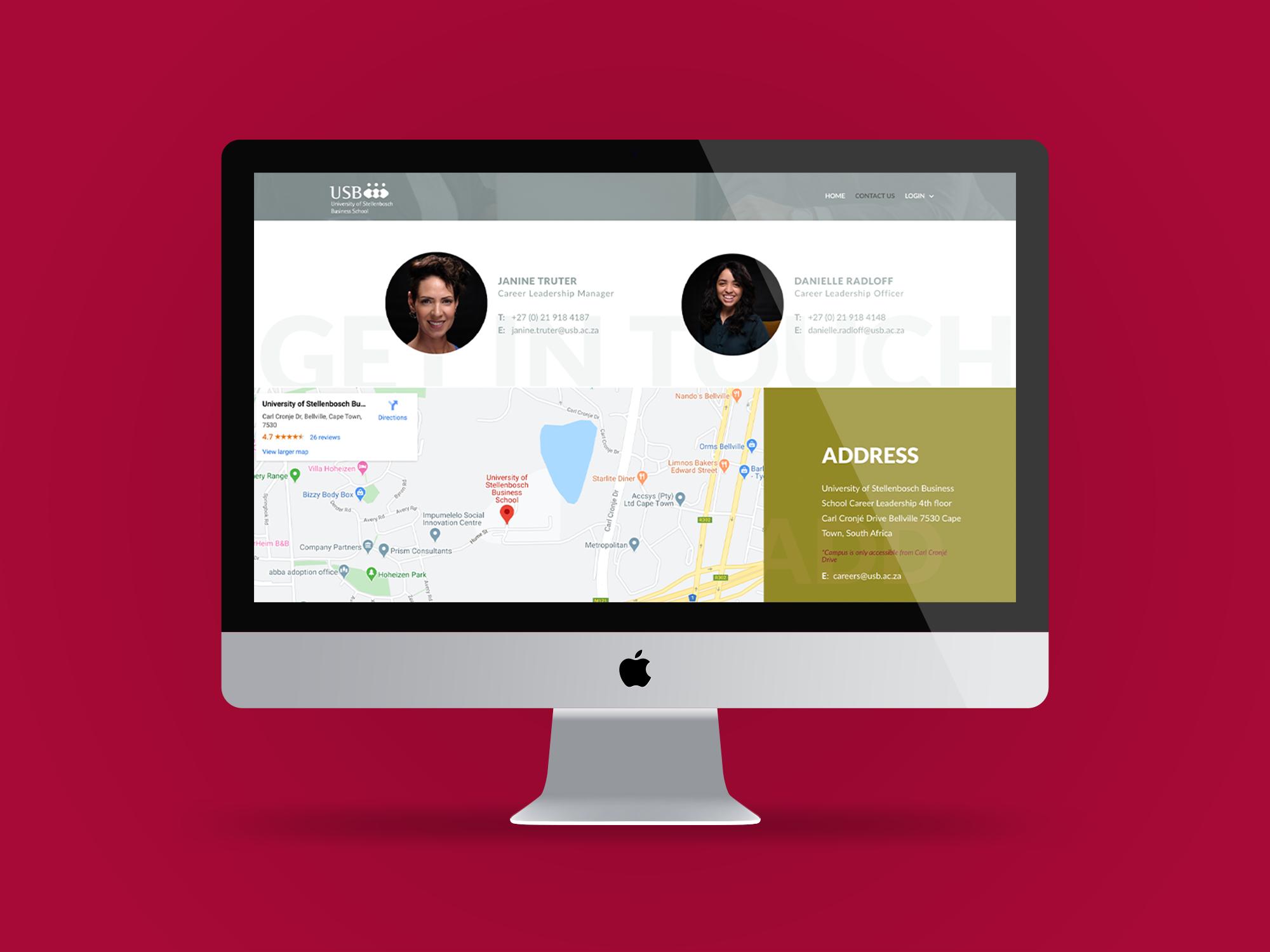 Website – Stellenbosch University