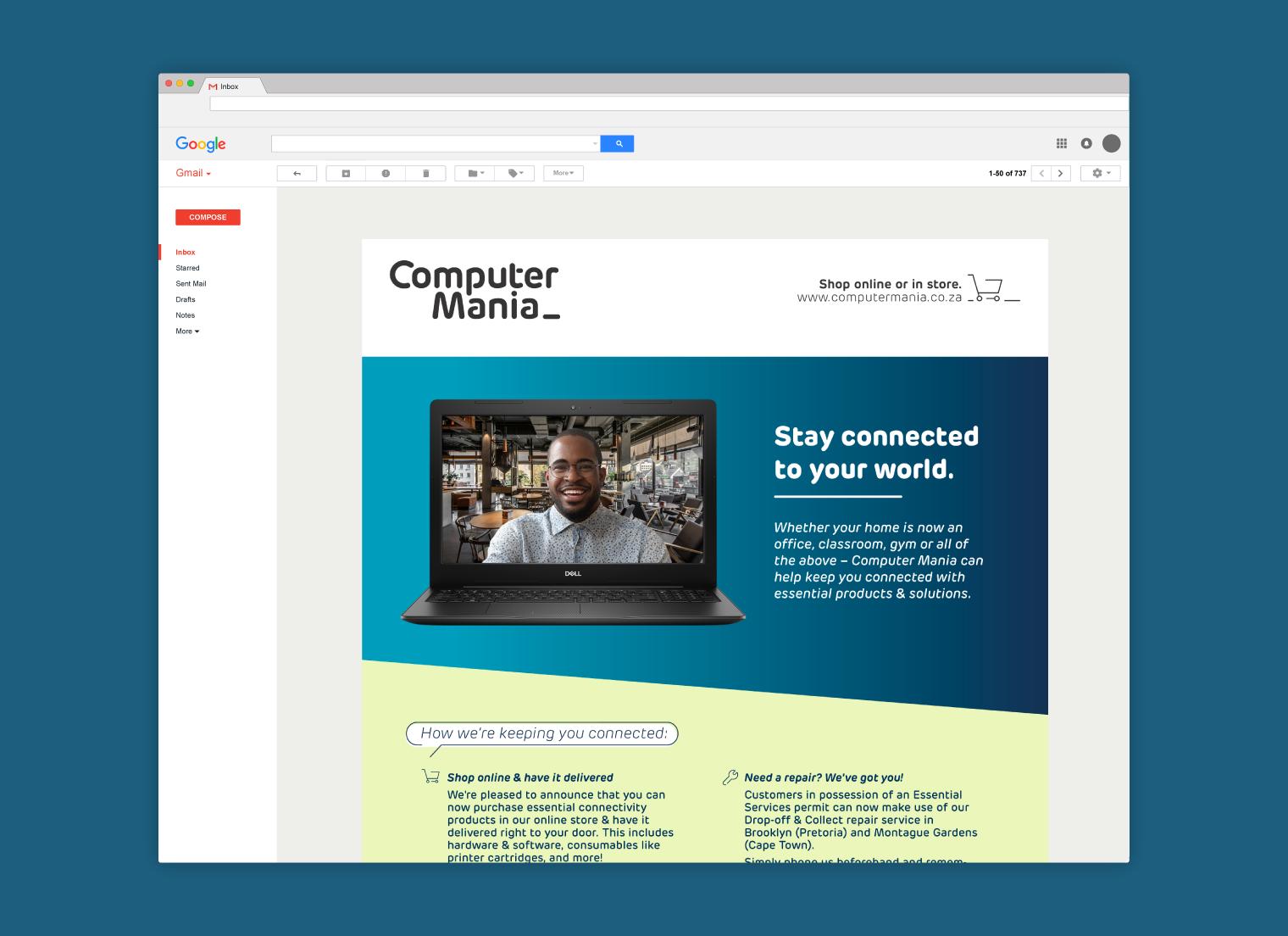 Emailer – Computer Mania