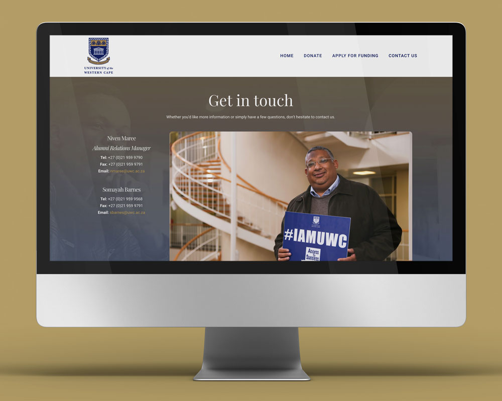 Website – UWC Alumni