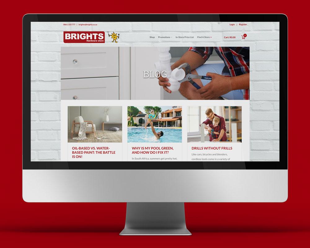 Website – BRIGHTS