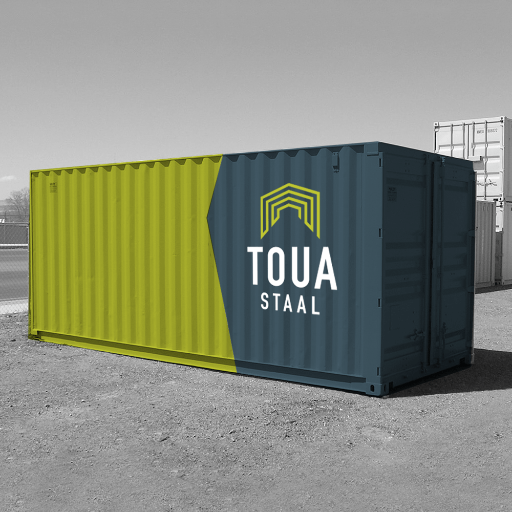 Corporate Identity – Toua Staal